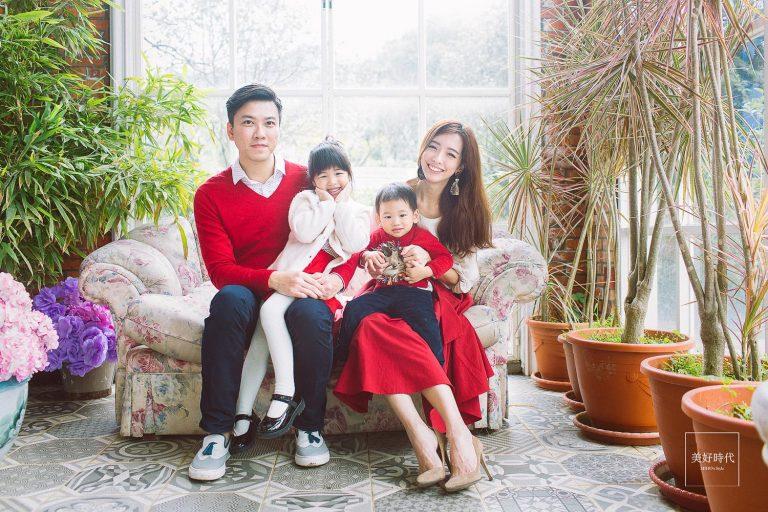 台北婚紗攝影工作室推薦 全家福