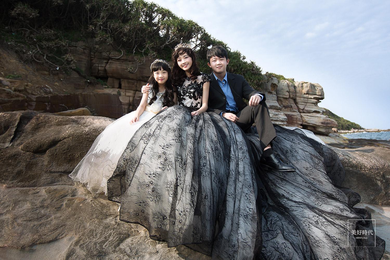 台北 全家福 婚紗 寫真 推薦