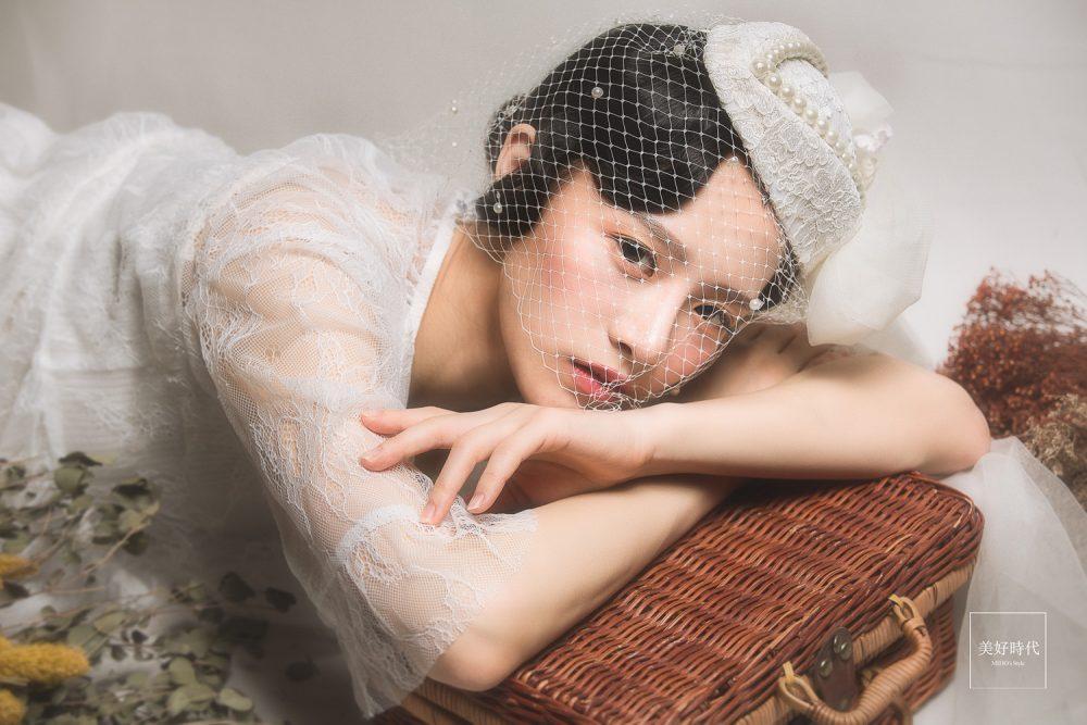 自助婚紗 自主婚紗 台北 婚紗 推薦 唯美 浪漫 個人寫真 復古