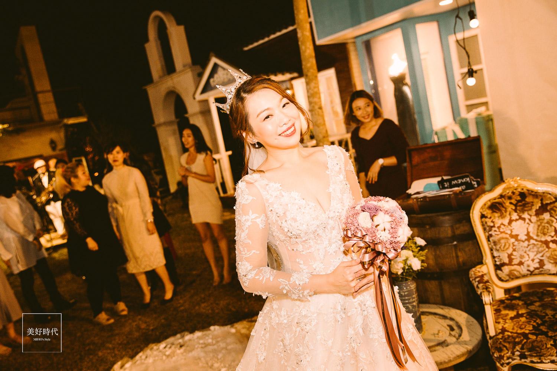 婚禮攝影 台中築夢地 戶外婚禮