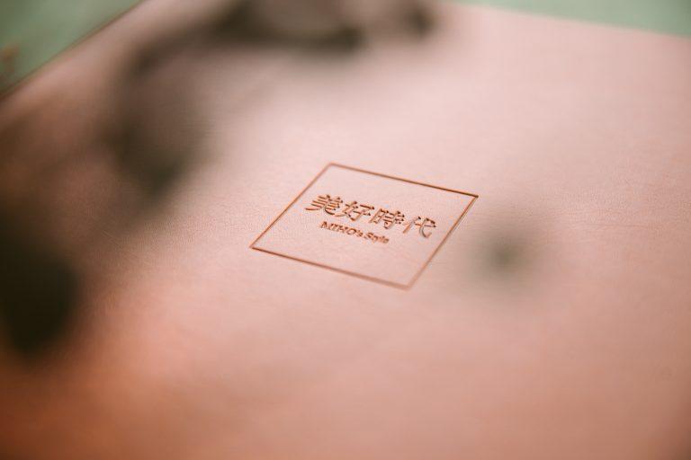 12x12吋手工皮革婚紗相本