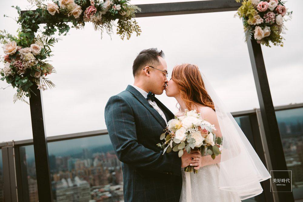 格萊天漾 台北 婚攝 推薦 戶外證婚