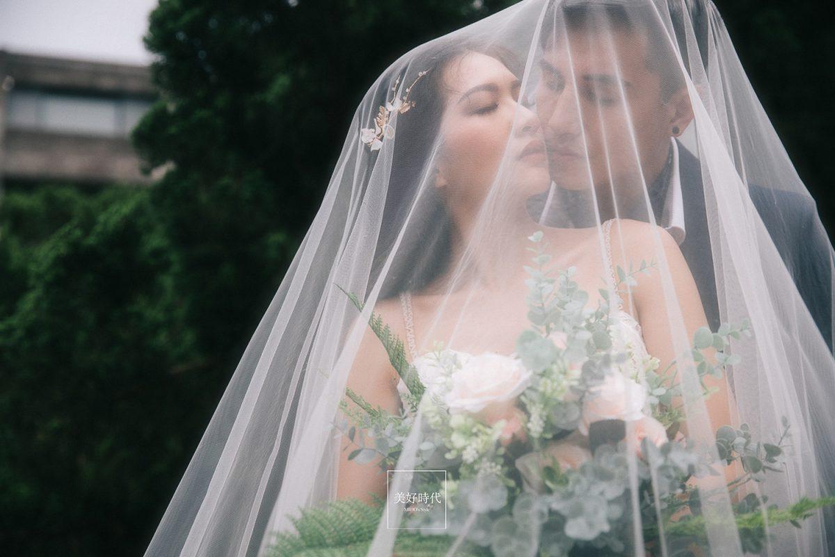陽明山婚紗 花卉實驗中心 浪漫 唯美 台北 推薦