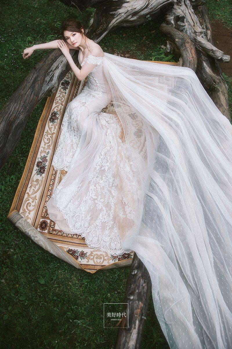 台北 婚紗 推薦 陽明山 浪漫 唯美