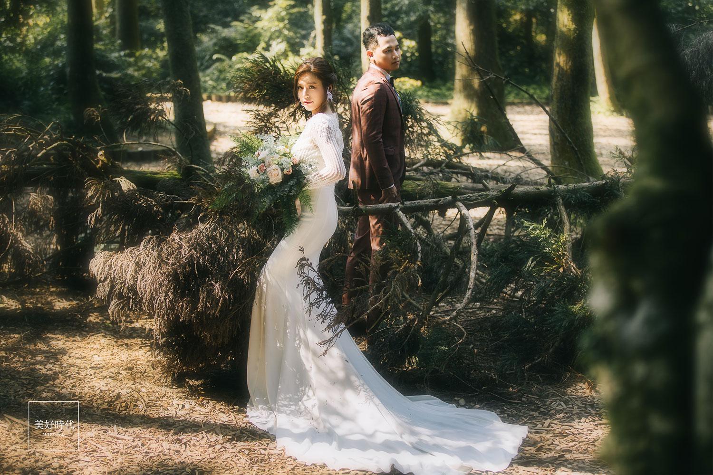 婚紗 台北 推薦 黑森林