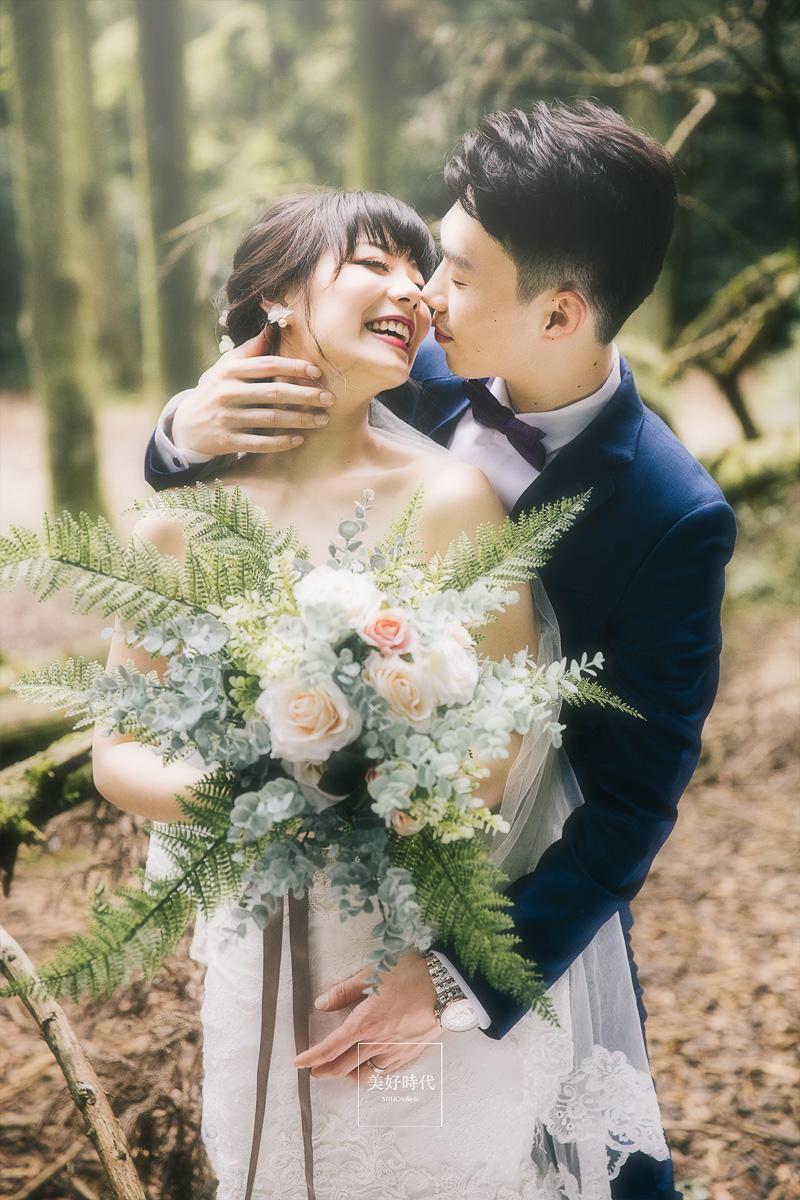 婚紗 陽明山 黑森林 推薦