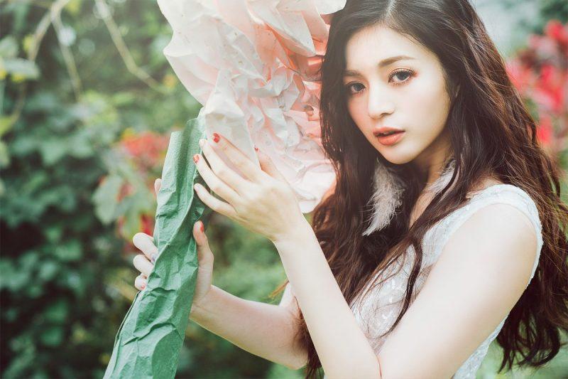 台北 自助 婚紗 推薦 花 唯美 浪漫
