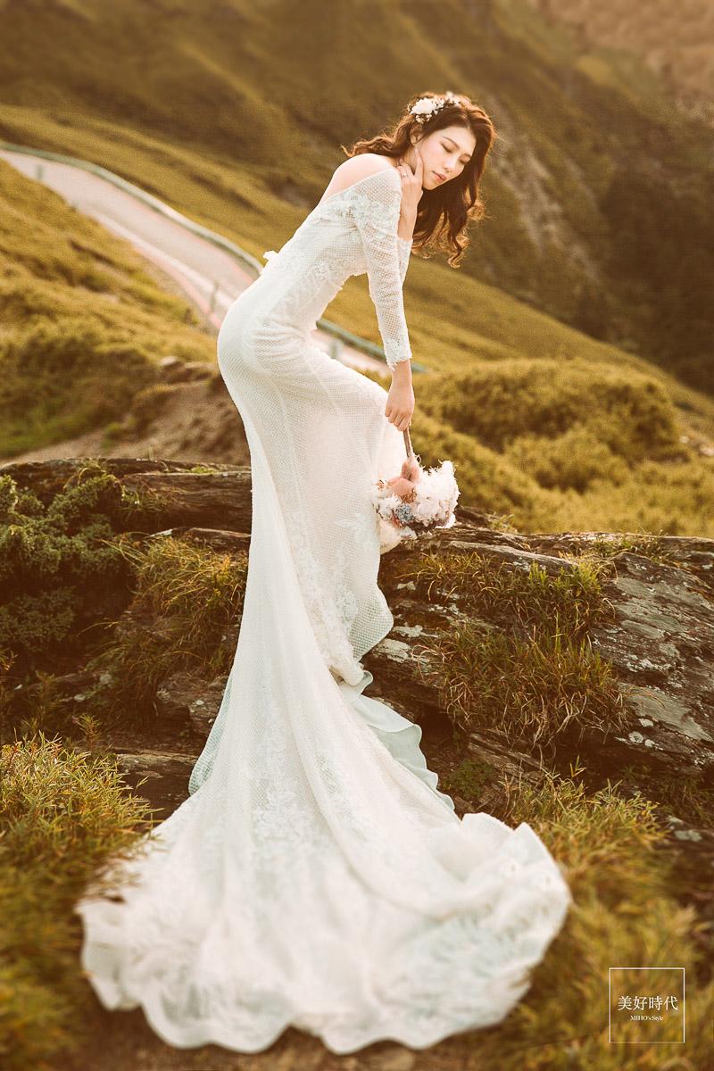 南投 老英格蘭 婚紗 推薦 中部 高山婚紗 合歡山