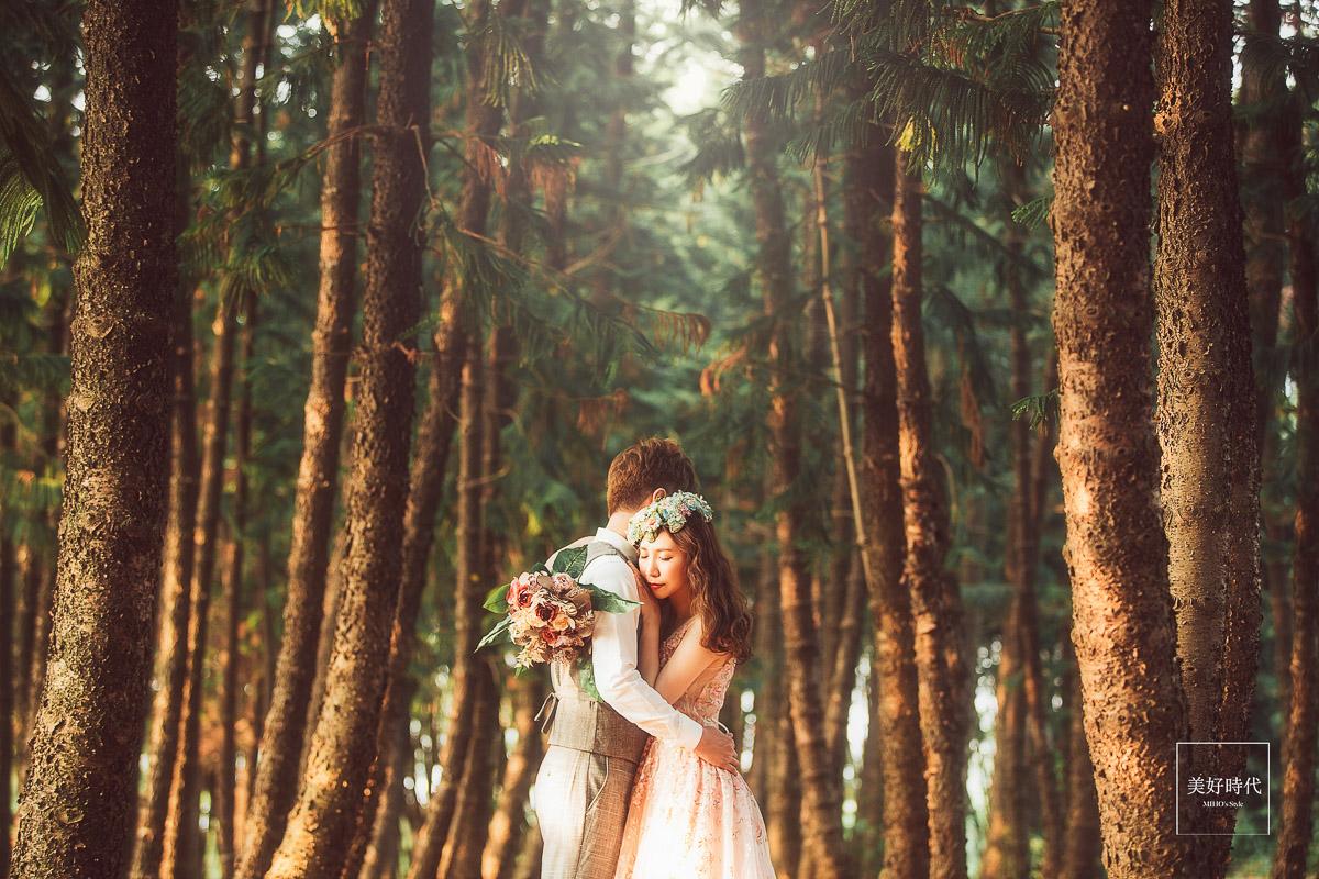 南投 老英格蘭 婚紗 推薦 中部 高山婚紗 合歡山 清境農場