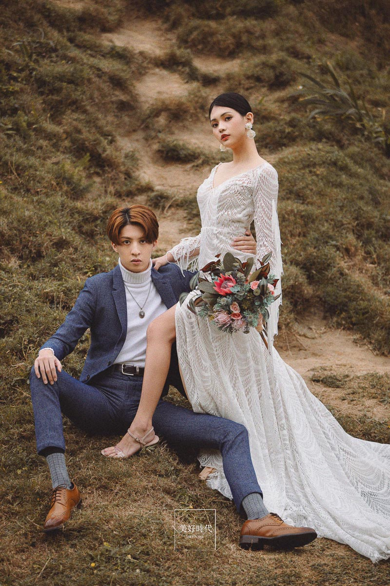 台北 婚紗 推薦 林口 水牛坑 美好時代