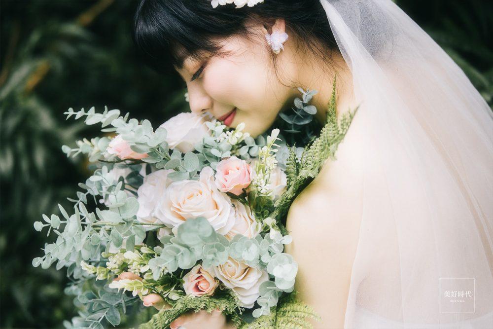 自助婚紗 自主婚紗 台北 婚紗 推薦 唯美 浪漫 黑森林